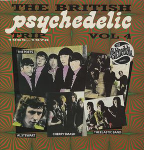 Various Artists (concept Albums & Themed Compilations) - The British Psychedelic Trip Vol. 4 CD (album) cover
