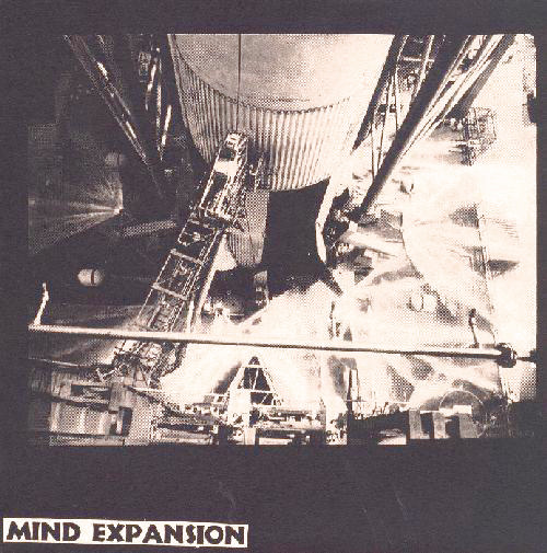 Various Artists (concept Albums & Themed Compilations) - Mind Expansion - Volume 1 CD (album) cover