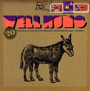 Various Artists (concept Albums & Themed Compilations) - Well Hung CD (album) cover