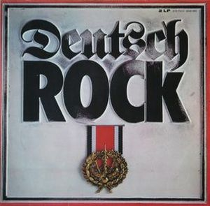 Various Artists (concept Albums & Themed Compilations) - Deutsch Rock CD (album) cover