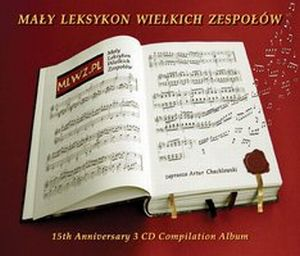 Various Artists (concept Albums & Themed Compilations) - Mlwz.pl - Maty Lleksykon Weilkich Zespotow, 15th Anniversary 3cd Compilation Album CD (album) cover