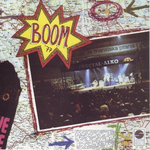 Various Artists (concept Albums & Themed Compilations) - Boom '77 CD (album) cover