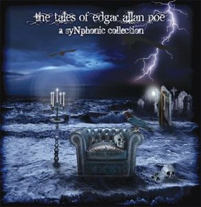 Various Artists (concept Albums & Themed Compilations) - The Tales Of Edgard Allan Poe - A Synphonic Collection CD (album) cover