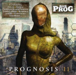 Various Artists (concept Albums & Themed Compilations) - Classic Rock Presents: Prognosis 11 CD (album) cover