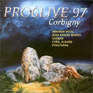 Various Artists (concept Albums & Themed Compilations) - Proglive 97 Corbigny CD (album) cover
