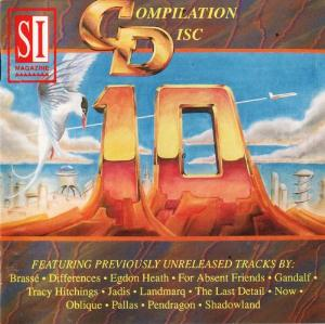 Various Artists (concept Albums & Themed Compilations) - Si 10th Anniversary Compilation Disc CD (album) cover