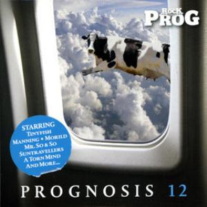 Various Artists (concept Albums & Themed Compilations) - Classic Rock Presents: Prognosis 12 CD (album) cover