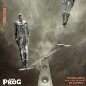Various Artists (concept Albums & Themed Compilations) - Classic Rock Presents: Prognosis 15 CD (album) cover