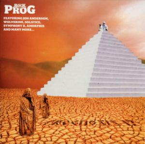 Various Artists (concept Albums & Themed Compilations) - Classic Rock Presents: Prognosis 17 CD (album) cover