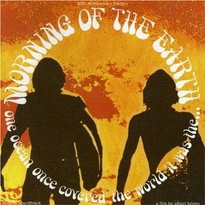 Various Artists (concept Albums & Themed Compilations) - Morning Of The Earth Original Soundtrack CD (album) cover