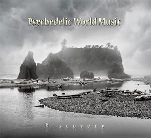 Various Artists (concept Albums & Themed Compilations) - Psychedelic World Music: Discovery CD (album) cover