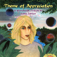 Various Artists (tributes) - Theme Of Appreciation – Worldwide Tribute To Eddie Jobson CD (album) cover