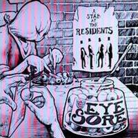 Various Artists (tributes) - Eyesore: A Stab At The Residents CD (album) cover