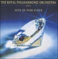 Various Artists (tributes) - The Royal Philharmonic Orchestra Plays The Hits Of Pink Floyd CD (album) cover