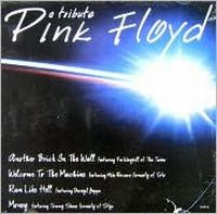 Various Artists (tributes) - A Tribute To Pink Floyd CD (album) cover