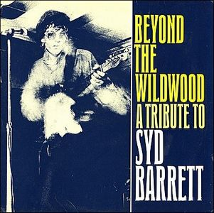 Various Artists (tributes) - Beyond The Wildwood - A Tribute To Syd Barrett CD (album) cover