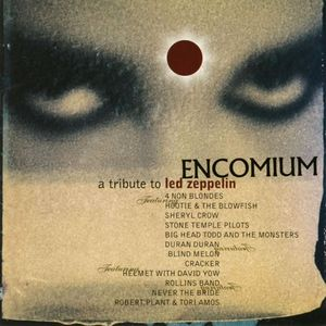 Various Artists (tributes) - Encomium - A Tribute To Led Zeppelin CD (album) cover