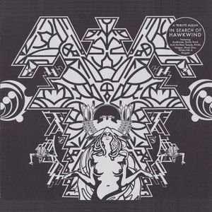 Various Artists (tributes) - In Search Of Hawkwind CD (album) cover