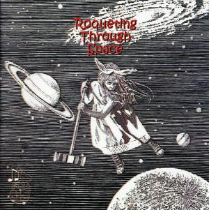Various Artists (tributes) - Roqueting Through Space CD (album) cover