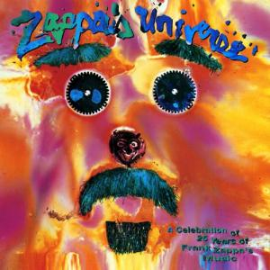 Various Artists (tributes) - Zappa's Universe CD (album) cover