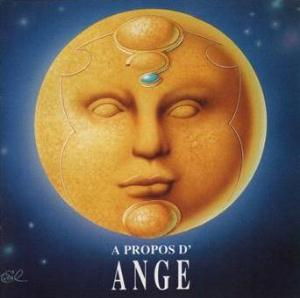 VARIOUS ARTISTS (TRIBUTES) - A Propos D'ange CD album cover