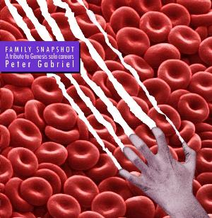 Various Artists (tributes) - Family Snapshot - A Tribute To Genesis Solo Careers Peter Gabriel CD (album) cover