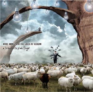 Various Artists (tributes) - More Animals At The Gates Of Reason - A Tribute To Pink Floyd CD (album) cover
