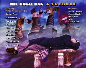 VARIOUS ARTISTS (TRIBUTES) - The Royal Dan: A Tribute CD album cover