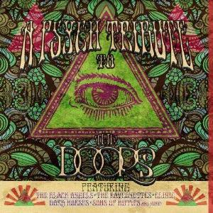 Various Artists (tributes) - A Psych Tribute To The Doors CD (album) cover