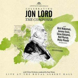 Various Artists (tributes) - Celebrating Jon Lord: The Composer CD (album) cover