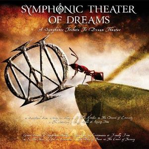 VARIOUS ARTISTS (TRIBUTES) - Symphonic Theater Of Dreams - A Symphonic Tribute To Dream Theater CD album cover