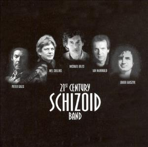VARIOUS ARTISTS (TRIBUTES) - 21st Century Schizoid Band (king Crimson Alumni Group) - Official Bootled V.1 CD album cover
