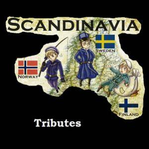 Various Artists (tributes) - Scandinavia Tributes CD (album) cover