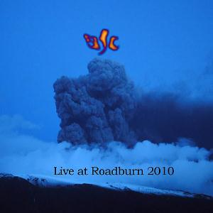 Oresund Space Collective - Live At Roadburn 2010 CD (album) cover