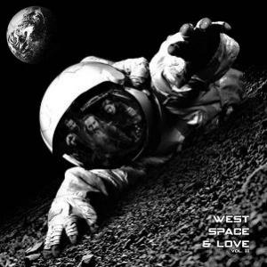 Oresund Space Collective - West, Space & Love Vol Ii CD (album) cover