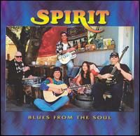 Spirit - Blues From The Soul CD (album) cover