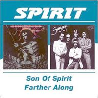 SPIRIT - Son Of Spirit /Farther Along CD album cover