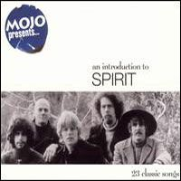 Spirit - Mojo Presents ... An Introduction To Spirit CD (album) cover