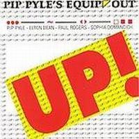 Pip Pyle - Up! CD (album) cover