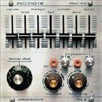 Space Machine - Modular Series - Model 101 (dimension Generator) CD (album) cover