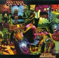 Carlos Santana - Beyond Appearances CD (album) cover