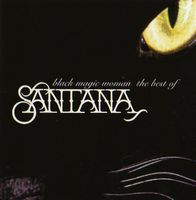 Carlos Santana - Black Magic Woman, The Best Of CD (album) cover