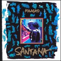 CARLOS SANTANA - Milagro CD album cover