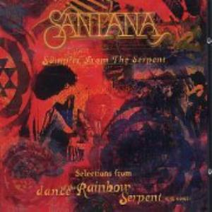 Carlos Santana - Sampler From The Serpent CD (album) cover