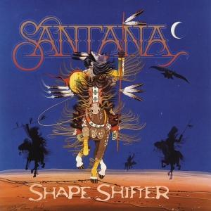 Carlos Santana - Shape Shifter CD (album) cover