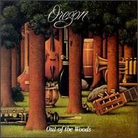 Oregon - Out Of The Woods CD (album) cover