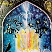 Oregon - Moon And Mind CD (album) cover