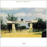 STEVE TIBBETTS - Safe Journey CD album cover