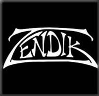 WULF ZENDIK - Zendik - The Album CD album cover