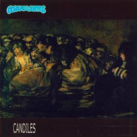 Aquelarre - Candiles CD (album) cover